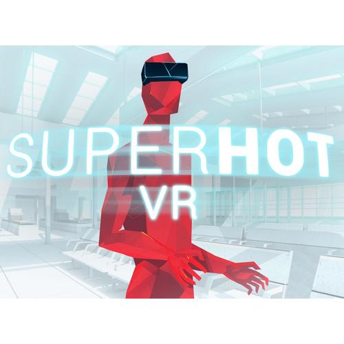 VR 체험 교육 콘텐츠 슈퍼 핫 SUPERHOT VR