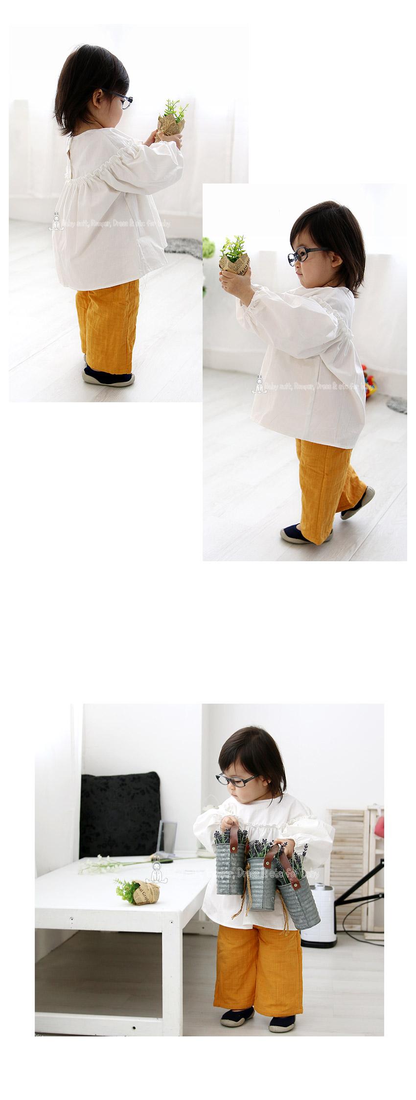 클리오 여아 프릴 블라우스 T176 - 베이비맥스, 12,500원, 상의/아우터, 티셔츠