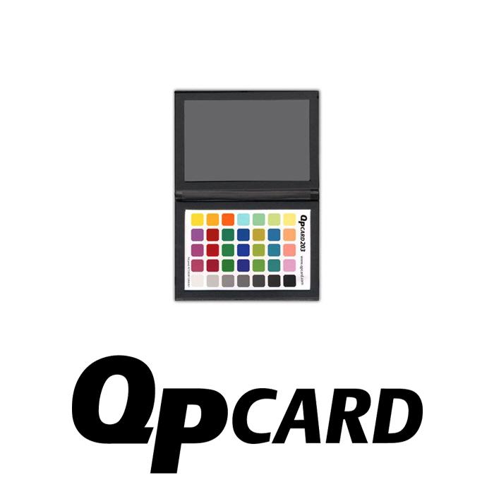 QPCard 203 BOOK