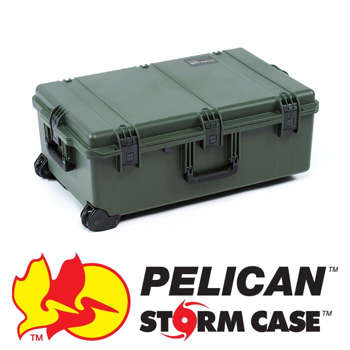 펠리칸스톰케이스 iM2950 Olive