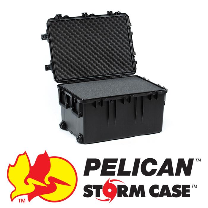펠리칸스톰케이스 iM3075 Black