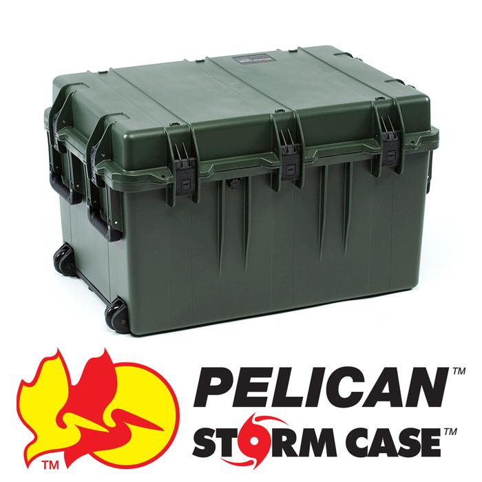 펠리칸스톰케이스 iM3075 Olive