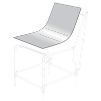 320PX PERSPEX COVER FOR MINI STILL LIFE TABLE