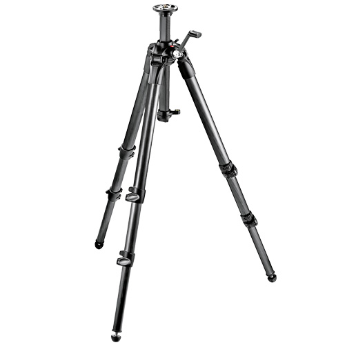 MT057C3-G 057 Carbon Fiber Tripod 3 Sections Geared