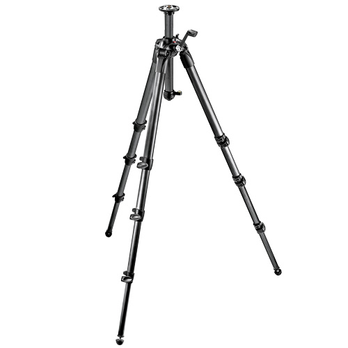 MT057C4-G 057 Carbon Fiber Tripod 4 Sections Geared