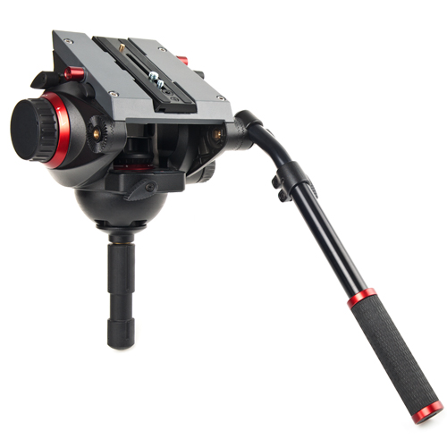509HD PRO VIDEO HEAD/100mm BALL - XL size