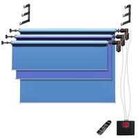 3 Roll Motorized Expan Background System (배경지불포함)