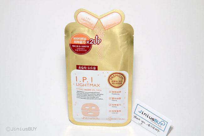 [MEDIHEAL] I.P.I Lightmax Nude Gel Mask-1ea - Korea Skin Mall