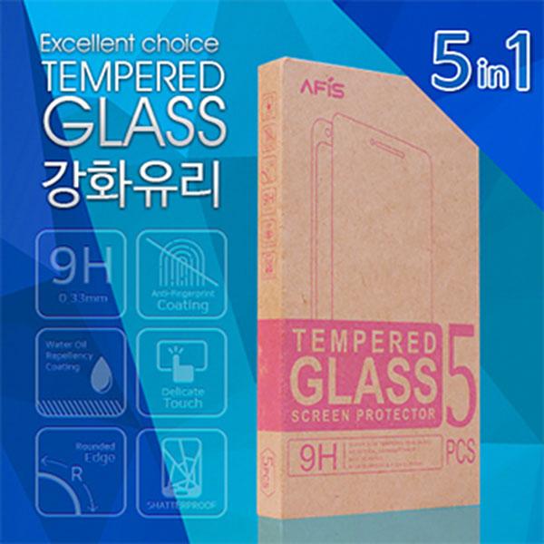 아이폰 XR 강화유리 5IN1