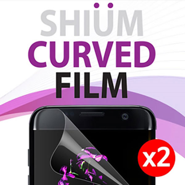 LG G8 SUIM 쉬움 우레탄 풀커버 필름 우레탄2매 LM-G820