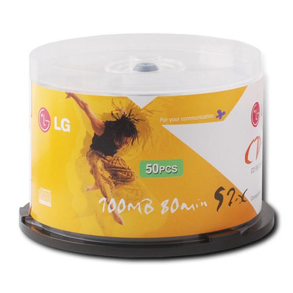 LG CD-R 50P