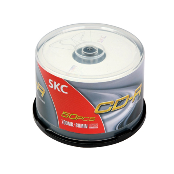 SKC CD-R 50P