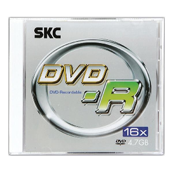 SKC DVD-R 1P