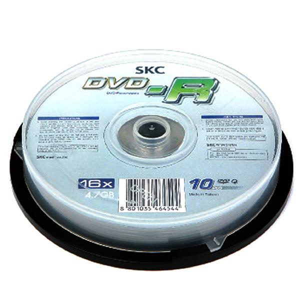 SKC DVD-R 10P