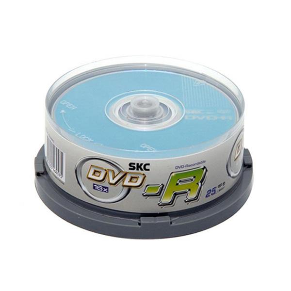 SKC DVD-R 25P
