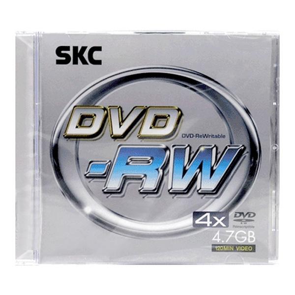 SKC DVD-RW 1P