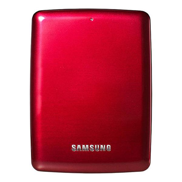 """삼성 외장하드 P3 PORTABLE 2TB 레드 2.5"""" USB3.0"""