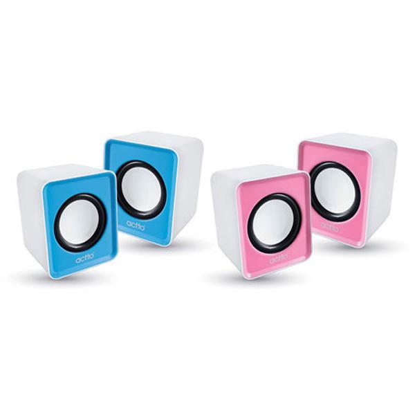 엑토 미니스피커 SPK-07 핑크