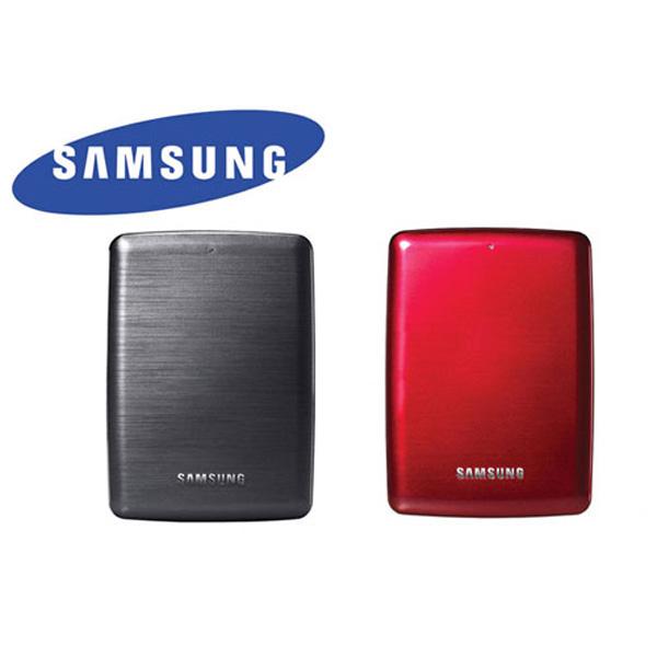 """삼성 외장하드 P3 PORTABLE 1TB 레드 2.5"""" USB3.0"""