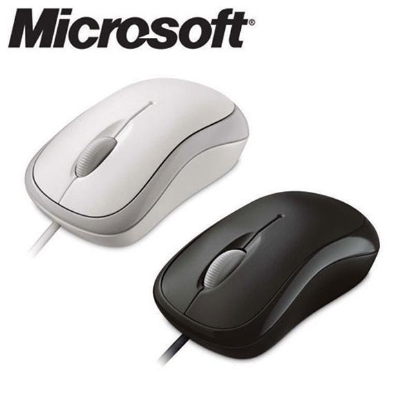 마이크로소프트 광마우스 BASIC V2 블랙