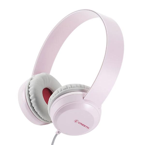크레신 헤드폰 C260H 핑크