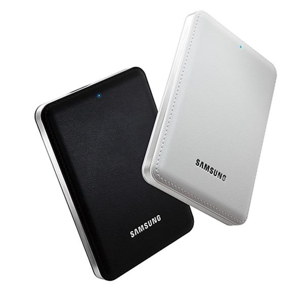 삼성 외장하드 J3 Portable 2TB 화이트