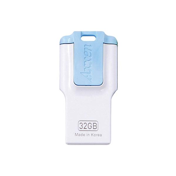 엑센 USB 저장장치 8G H43 블루
