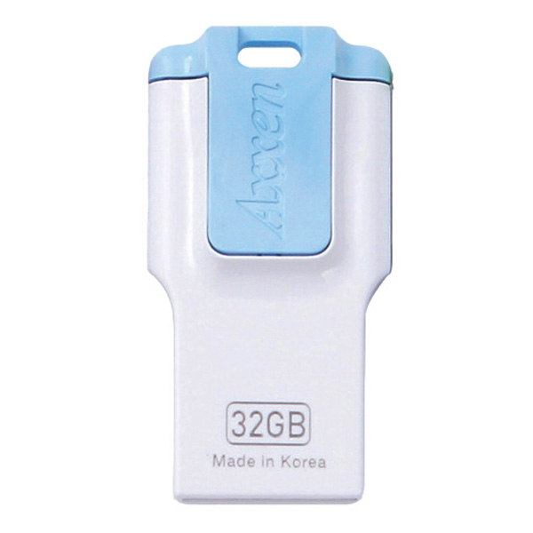 엑센 USB 저장장치 32G H43 블루