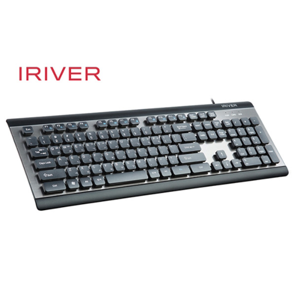 아이리버 유선키보드 IR-K3000B 블랙