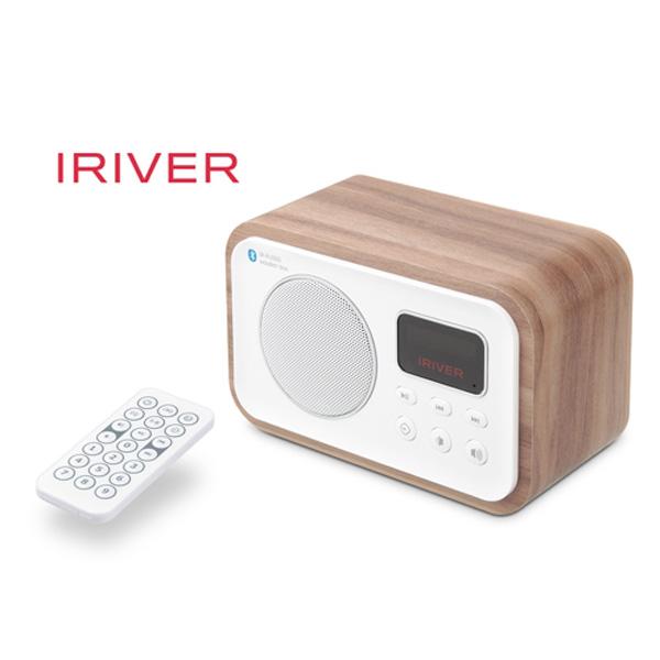 아이리버 Wooden box 블루투스 스피커 라디오 IR-R1000