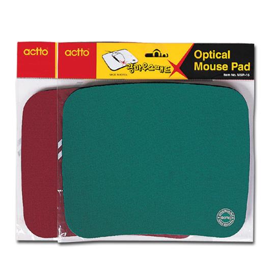 엑토 광마우스패드 MSP-15 -색상임의배송