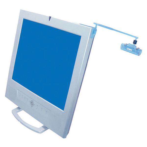 코시 LCD 전용 카피홀더 CH632 블랙