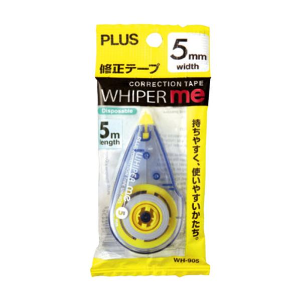 PLUS 화이퍼미 수정테이프 WH-905