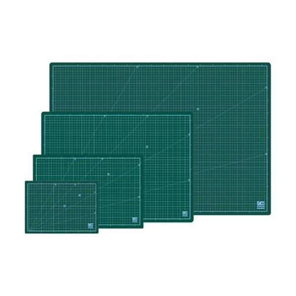 윈스타 커팅매트 녹색 A4