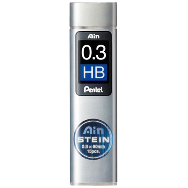 펜텔 아인슈타인 샤프심 C273-HB 15본 0.3mm