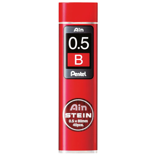 펜텔 아인슈타인 샤프심 C275-B 40본 0.5mm