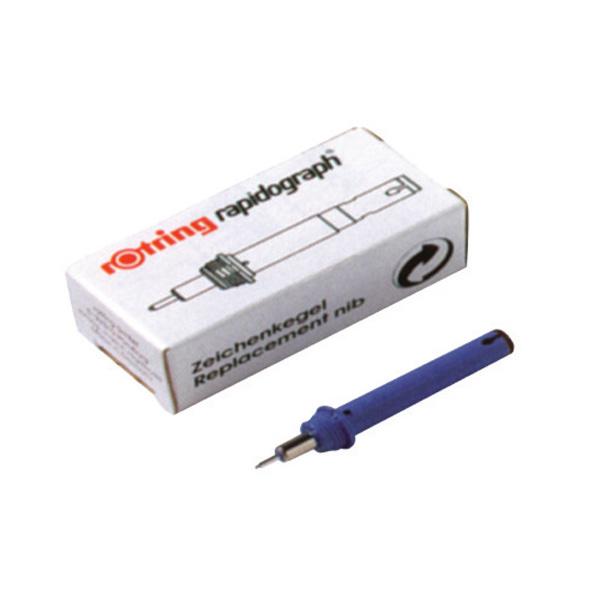 로트링 제도펜 펜촉 0.1~0.18mm