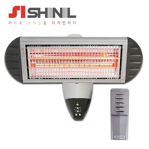 신일)벽걸이형근적외선히터(SEH-M70WR)