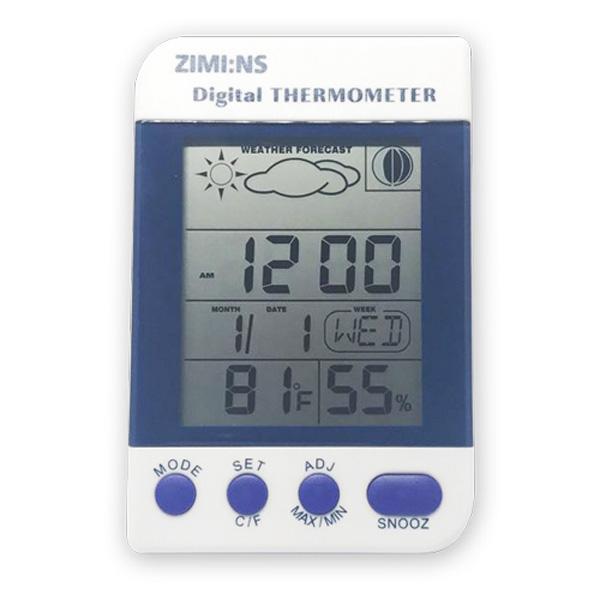 온습도계 ZT-600 디지털