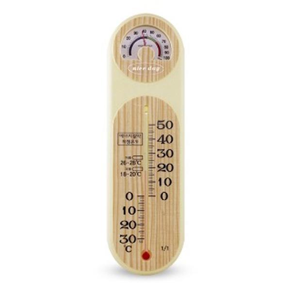 아나로그온습도계 N-500