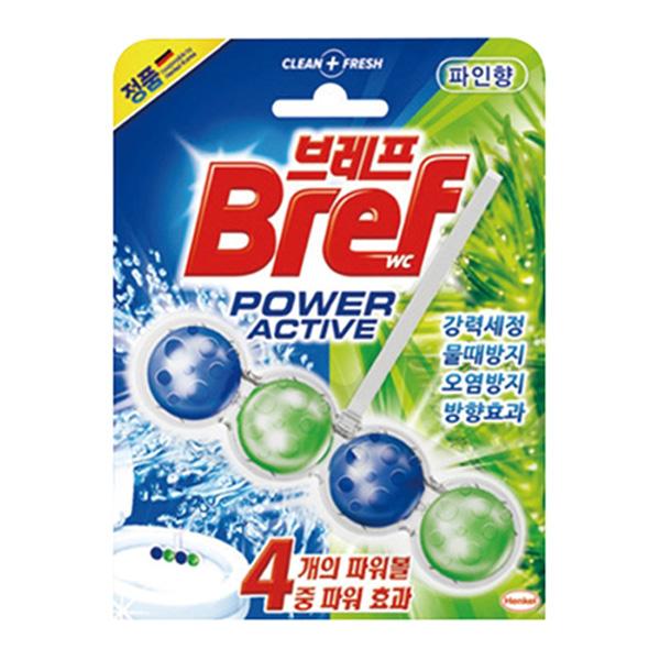헨켈 브레프파워액티브 산뜻한파인 51g