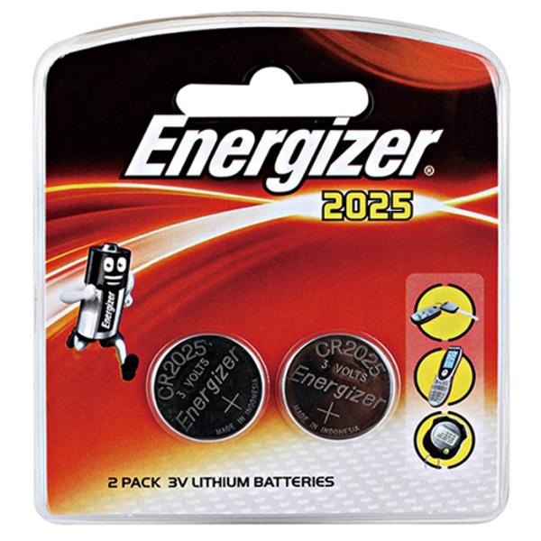 에너자이저 수은전지 CR2025 2개입
