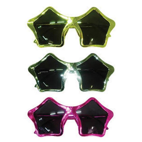 별안경 별모양 패션 안경 컬러 랜덤발송