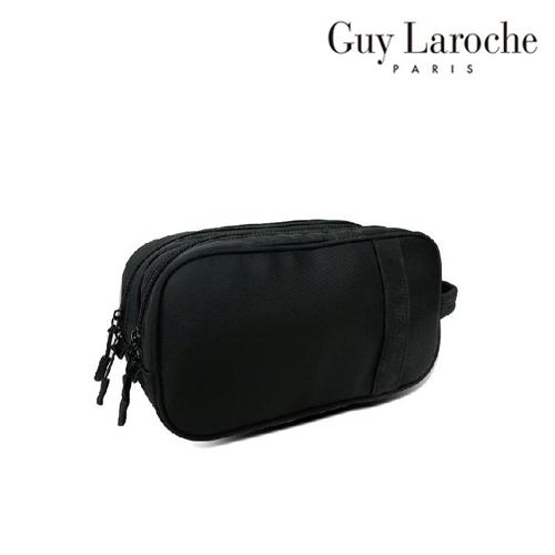 [Guy Laroche] 기라로쉬 스웨이드 투포켓 파우치/GL-SBK-005/가방 이미지