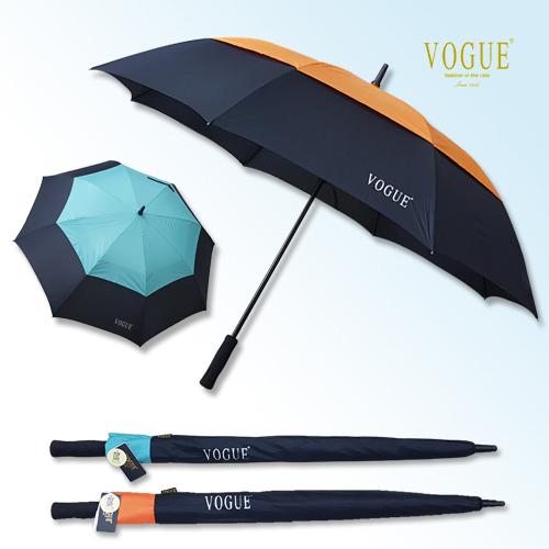[백화점판매★보그] 75 투톤 이중방풍 골프 우산