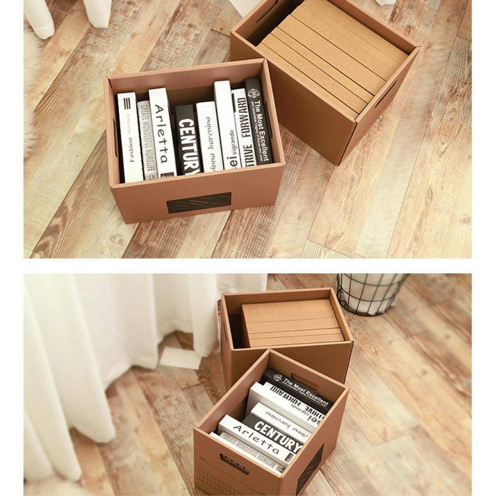 원룸 정리 DIY 사무용품 수납 종이박스 수납장정리함 수납함
