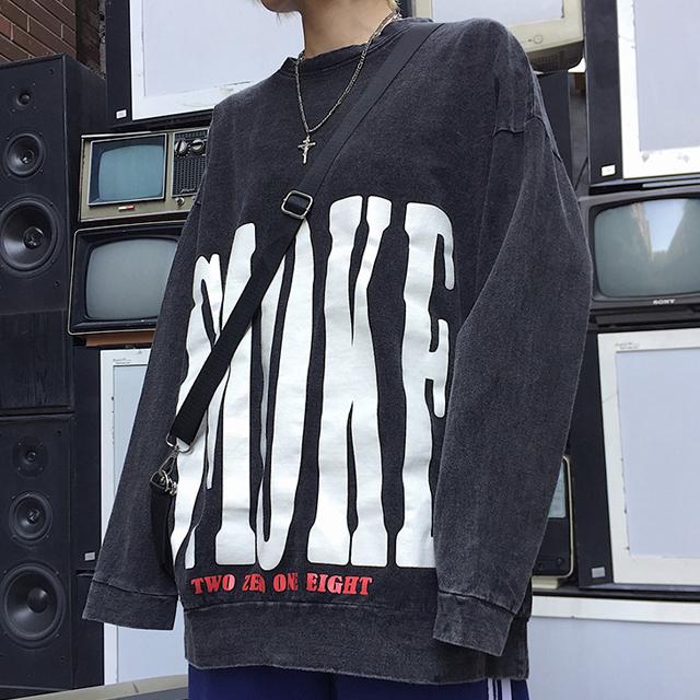 스모크 티셔츠