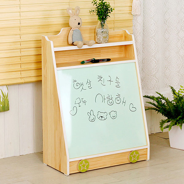 [특가상품] 자석칠판 낙서장 (어린이집교구장) HS8078
