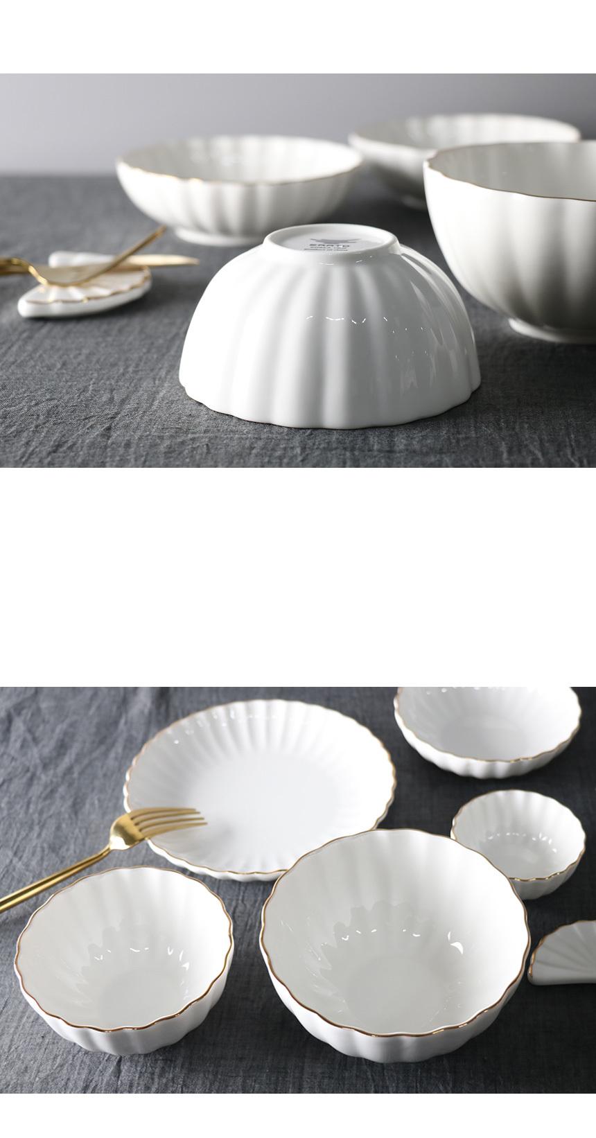 코튼 공기 대접 1P - 키친몰링, 5,500원, 밥공기/국공기, 밥공기