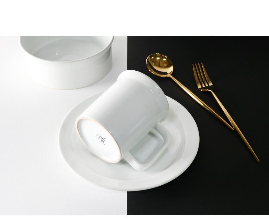 하스 도자기 머그컵 4color 1p - 키친몰링, 7,900원, 머그컵, 심플머그